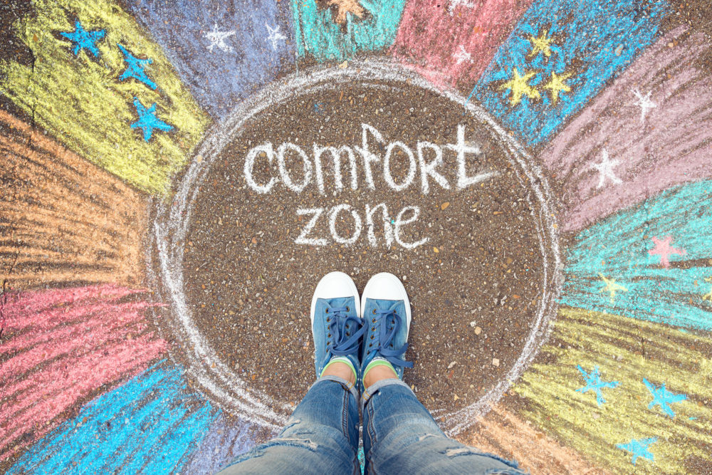 Is Your Comfort Zone Hindering Your Fitness Goals?